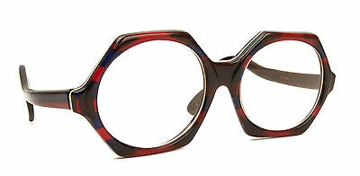 Vintage Christian Dior 1970's eyeglasses frames 5 1/2 Made in Italy
