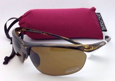 1206bee445 New SUNCLOUD POLARIZED OPTICS Sunglasses ZEPHYR Tortoise Frame with Brown  Lenses