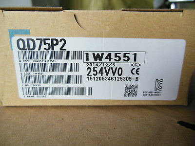 MITSUBISHI Positioning Unit QD75P2 FREE EXPEDITED SHIPPING NEW