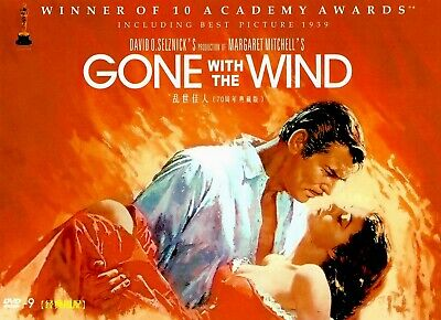 """NEW 2 DVD """" Gone With The Wind """" Clark Gable,Vivien Leigh"""