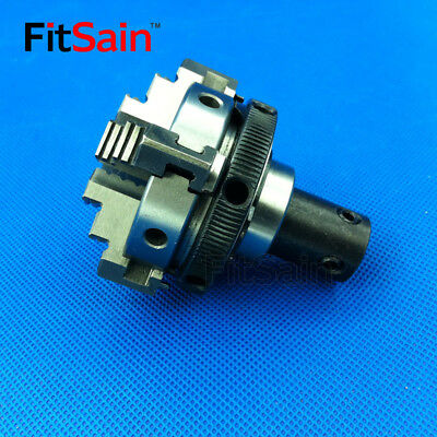 FitSain--Applicable to motor shaft diameter 8mm Four jaw chuck D=50mm