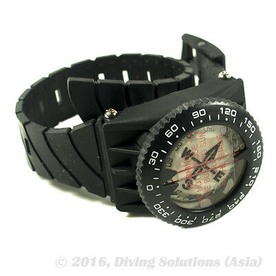 Scuba Diving Dive Wrist Compass Navigation Underwater Deluxe High Quality