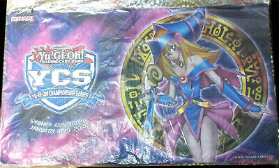 YCS 2014 SYDNEY Dark Magician Girl playmat *MINT* *UNOPEN* YUGIOH *NEW* Sealed!!