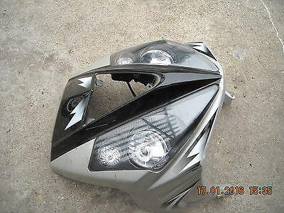 Skyjet YH50qt-e Front fairing with headlights