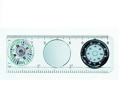 Victorinox Swiss Army Accessories Compass Ruler Thermometer 6 functions