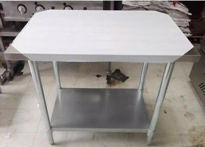 NEW Tables Stainless Steel - 72cm