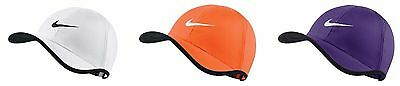 NEW Nike Feather Light Youth Cap Dri Fit Tennis Hat 611815 Golf Running