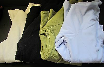 Lucy Fleece LOT of 4 Obermeyer Kerrats & Unkn Women's size Large