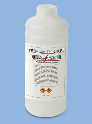Military CAMO Agricultural Chassis Paint Industrial Thinners 1Ltr - Solvent