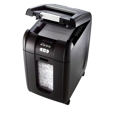 Shredder Rexel Stack And Shred Office Auto + 250