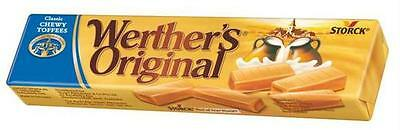 Conf Werthers Caramel Chewes 45Gm