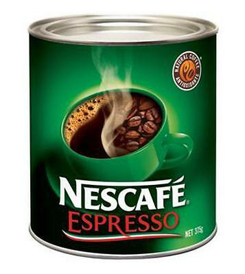 Coffee Nescafe Espresso Can 375G