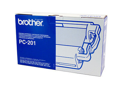Fax Cartridge Brother Pc201& Fax Roll