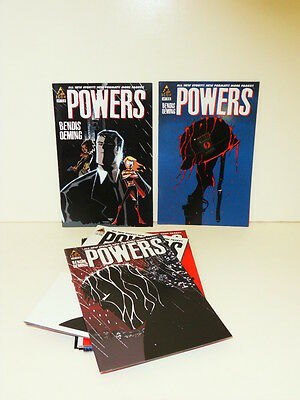 Powers 1-11 Complet   . Marvel / Icon  2009 -  VF / VF+