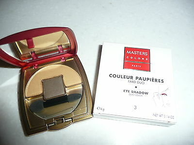 MASTERS COLORS - COULEUR PAUPIERES - Fard duo n°3