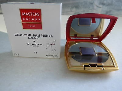 MASTERS COLORS - COULEUR PAUPIERES - Fard duo n°11
