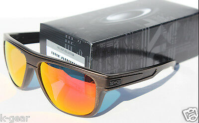 ed70730e98 OAKLEY Breadbox Sunglasses Bronze Decay Ruby Iridium FALLOUT COLLECTION NEW  9199