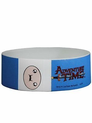 Adventure Time -  Finn - Rubber Wristband / Bracelet