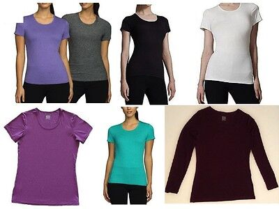 32 Degrees Weatherproof Womens T-Shirts Cool or Heat