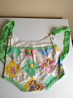 SLING CARRIER- Vintage 80's- Cabbage Patch Kid CPK Bjorn