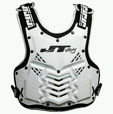 New 2016 JT Racing V2-K Chest Protector XS-Small Motocross motorcycle v2k roost