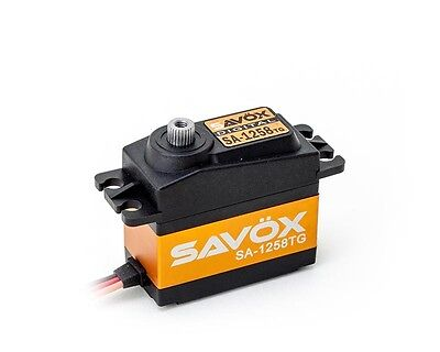 Savöx SA-1258TG High Speed / Torque Digital Servo Savox