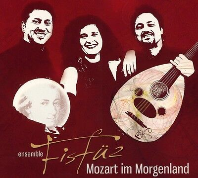 ensemble FisFüz - Mozart im Morgenland, 1 Audio-CD