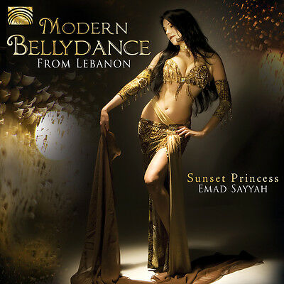 Emad Sayyah - Modern Bellydance From Lebanon: Sunset Princess