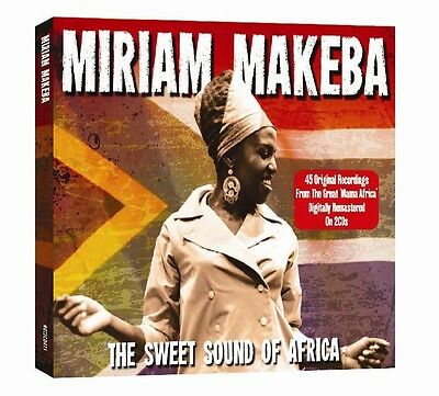 Miriam Makeba - Sweet Sound Of Africa