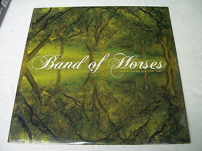 Lp Band Of Horses Everything All The Time Vinyl
