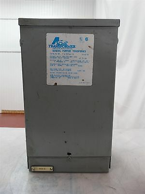 Acme Transformer T-2-53144-1S 120-280/240V 5.0KVA 60HZ 1PH