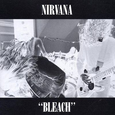 Lp Nirvana Bleach Vinyl +Mp3 Remastered 2009