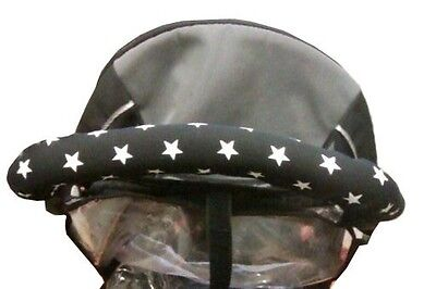 Handle Bar Cover for PUSHCHAIR Reversible Stars