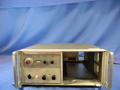 Keysight Agilent HP 8410B 110 MHz to 18 GHz, Network Analyzer Mainframe 30 Day W