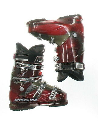 Used Rossignol Alias Red Ski Boots Men's Size