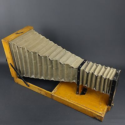 GRIFFINS FOLDING ENLARGER Vintage TURN OF THE CENTURY Good Condition