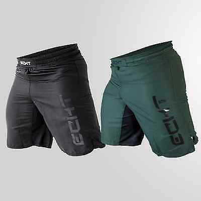 ECHT MMA Fight Shorts UFC Cage Kick Boxing Muay Thai Gym Crossfit Martial Arts