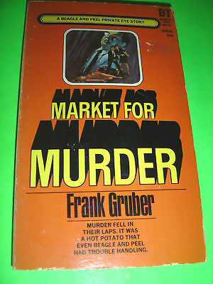 Image result for Marked for Murder frank gruber