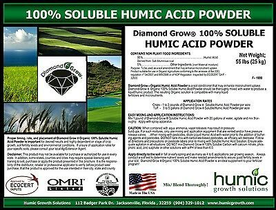 Humic acid 80%.. 100% water soluble