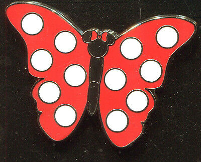 Minnie Mouse Butterfly Disney Pin 111424