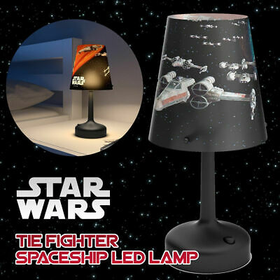 Star Wars X-Wing Spaceship LED Table Lamp - Official Merchandise - NEW