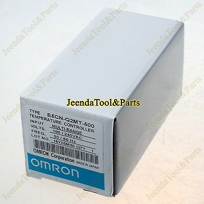 New Temperature Controller E5CN-Q2MT-500 100-240VAC For Omron