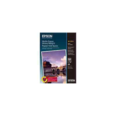 Epson A4 Matte Heavy Weight Photo Paper 167Gsm 50 Sheets - C13S041256