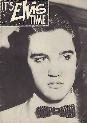 It's Elvis Time 1984 Nr. 162 - Dutch Fanclub Magazine