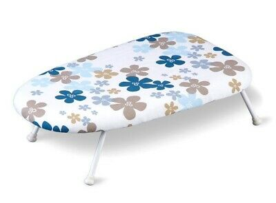 Sunbeam NEW Tabletop Ironing Board with Floral Flower Cover - IB01512