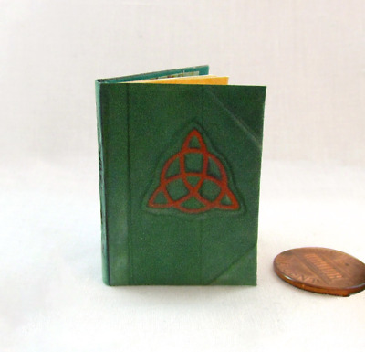 CHARMED BOOK OF SHADOWS 1:6 Scale Readable Illustrated Miniature Book