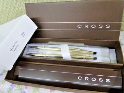 CROSS, Classic Century, GOLD FILLED, Set #450105
