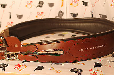 """Camelot Select Overlay Girth ~ 54"""" ~ New"""