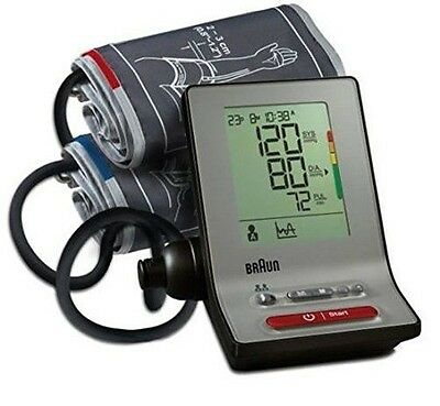 Braun ExactFit 3 BP6100 Automatic Upper Arm Blood Pressure Monitor with 2 Cuff S