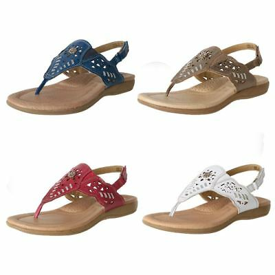 New Planet Shoes Leather Comfort Slingback Flat Thong Sandal Gypsy Cheap